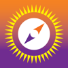ozPDA - Sun Seeker - Tracker & Compass illustration