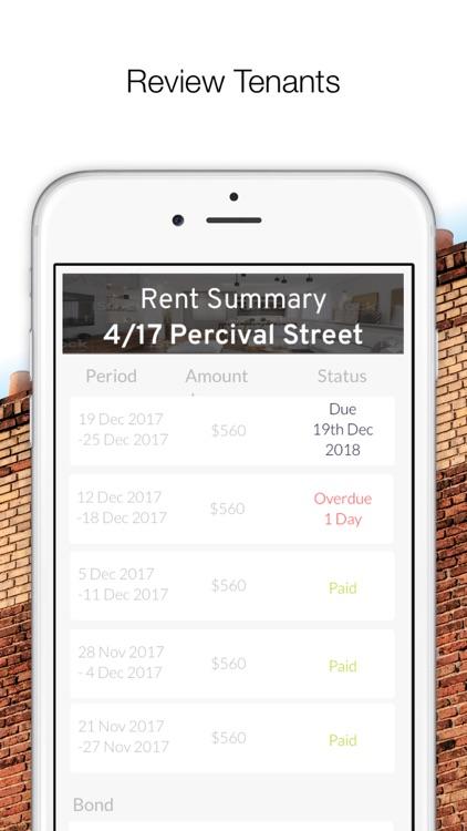 Proper Renting Management