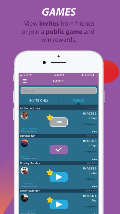 ScaVenture - Snap, Host, Play screenshot-3