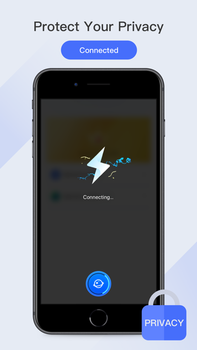 Super VPN: وكيل سريع وآمنلقطة شاشة3