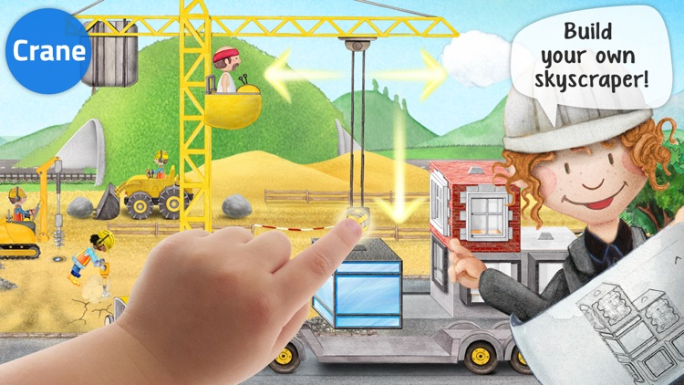 Tiny Builders - App for Kids screenshot-2