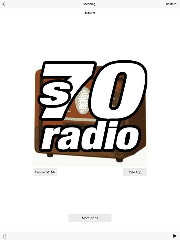 70s Music & Radio Shows | App Price Drops