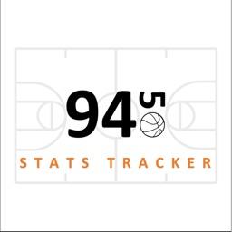 9450 Basketball Stat Tracker