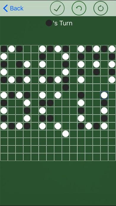 Gomoku Tic Tac Toe Game! screenshot 1
