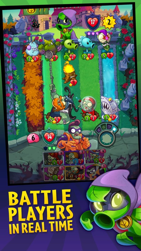 Plants vs  Zombies™ Heroes - Tips for Android & iOS Game