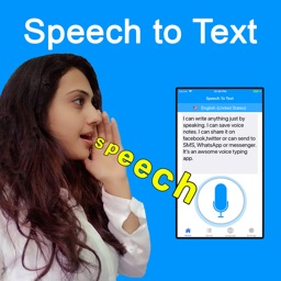 Speech to Text - Voice Notes