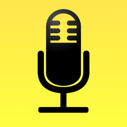 Ícone do app Audio Notebook: Sound Recorder