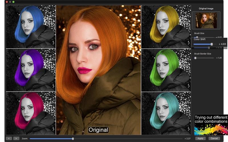 Color Change - Photo Editor screenshot 2