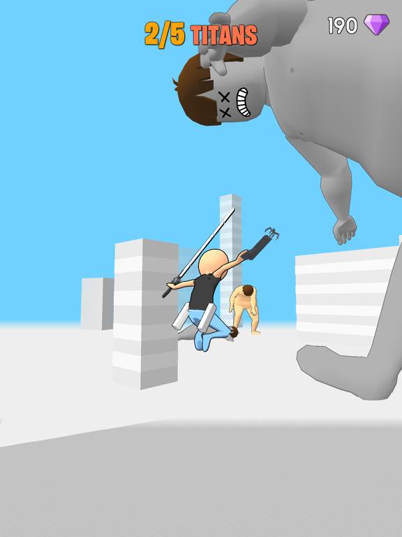 Titans 3D screenshot 9