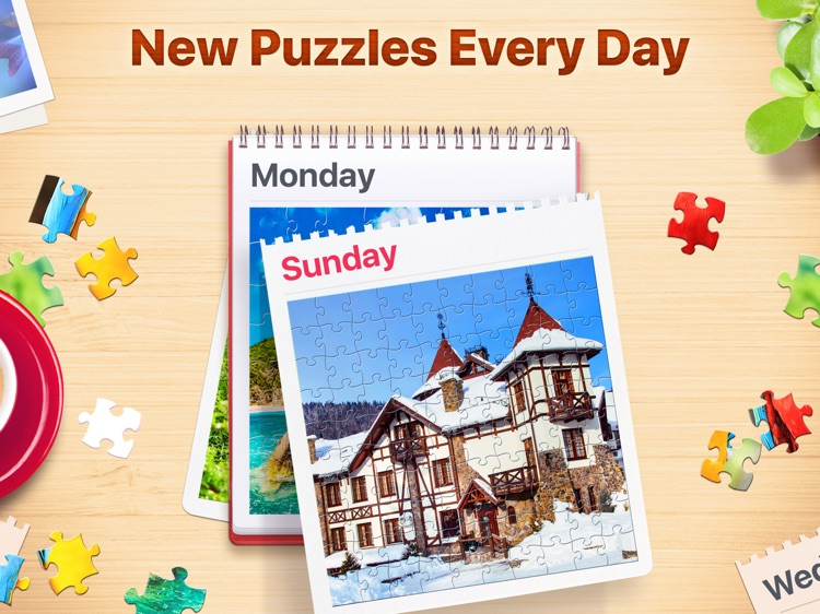Jigsaw Puzzles – Puzzle Game screenshot-3