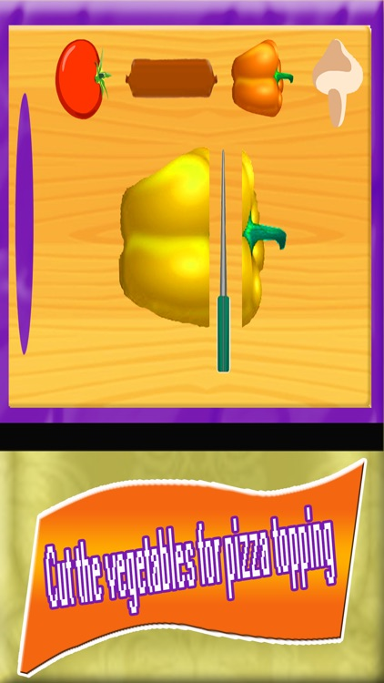 Pizza Fast Food Cooking Games screenshot-3
