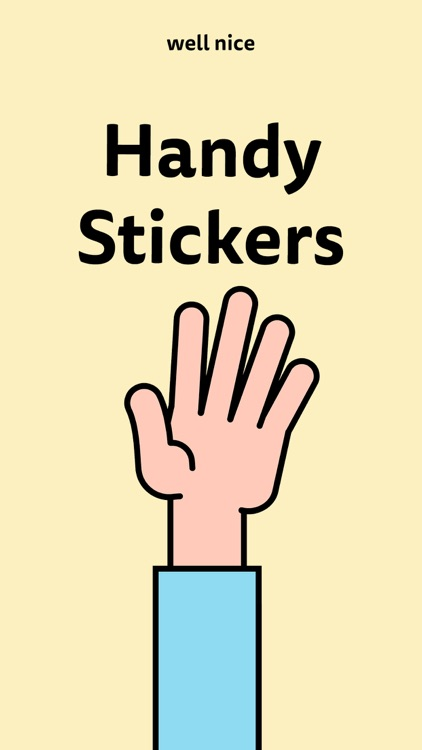 Handy Stickers