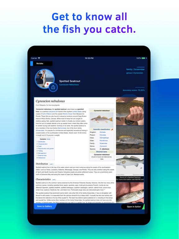 Fish Identifier screenshot 7