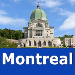 Montreal (Canada) – Travel Map