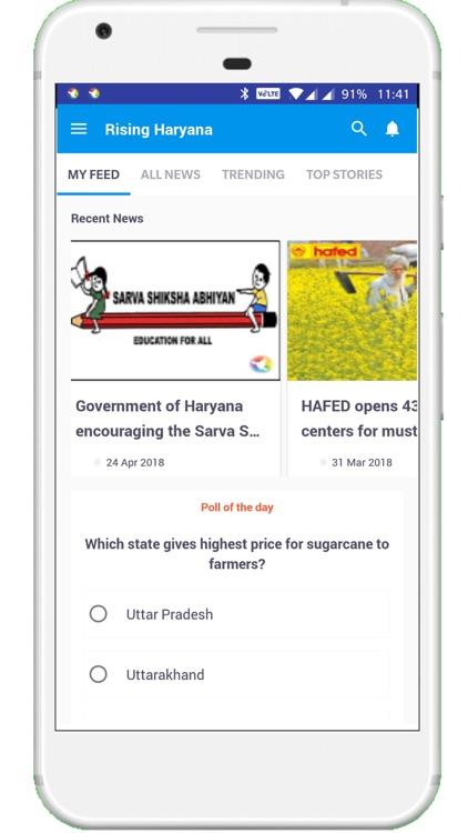 Rising Haryana