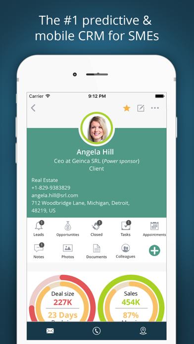 messages.download Salesbox CRM software