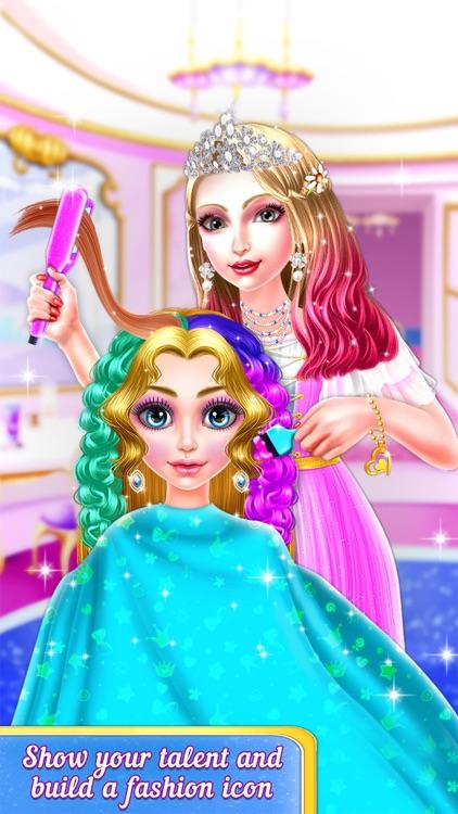 Sweet Princess Hair Stylist screenshot-6