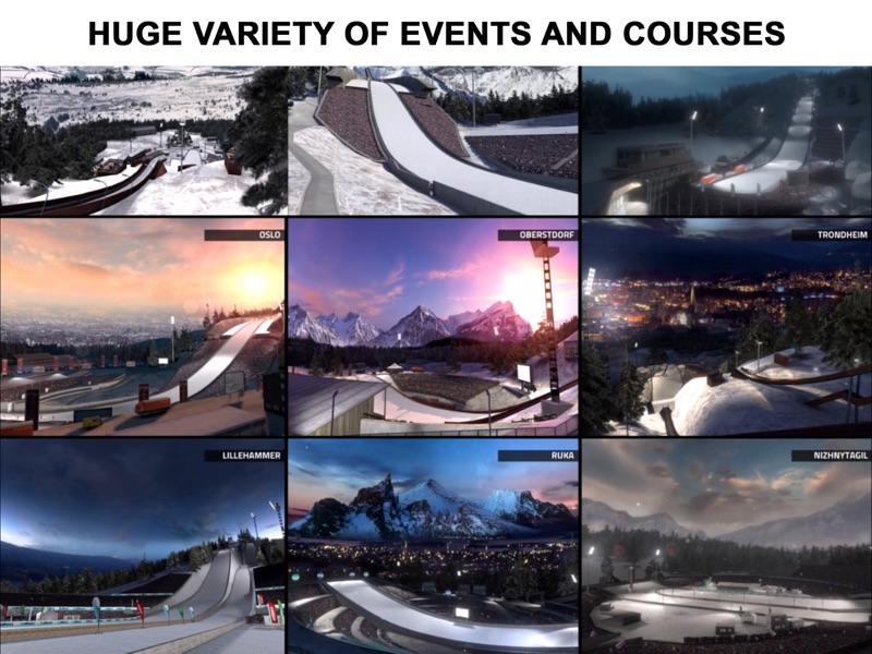 跳台滑雪 专业版截图3