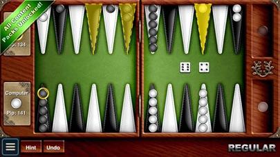 Backgammon HDのおすすめ画像1