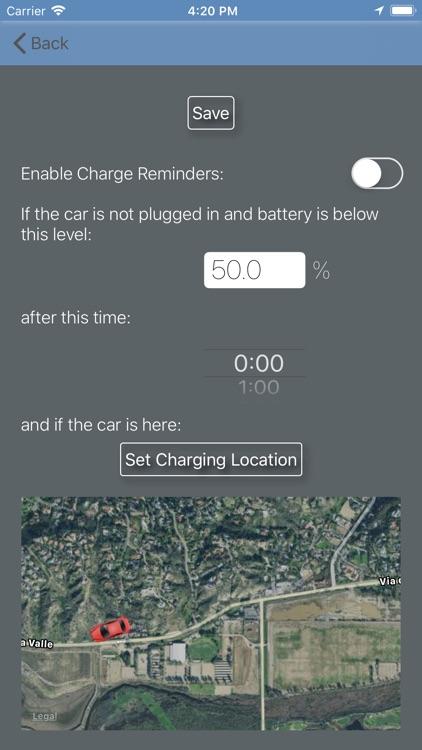 Stats: For Tesla Model S/X/3 screenshot-8