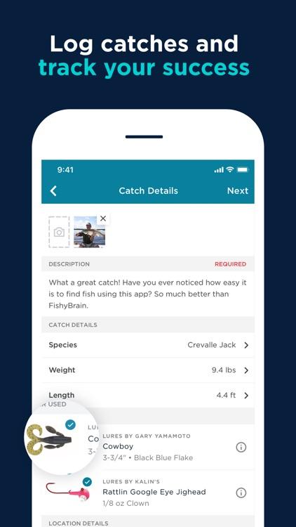 FishAngler - Fishing Spots App screenshot-6