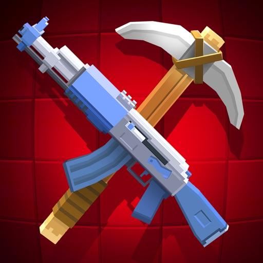 Craft Shooting - Battle Royale iOS App