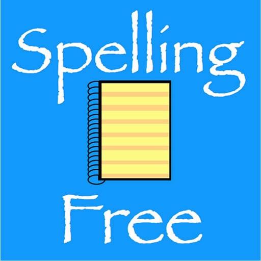 Spelling Notebook Free