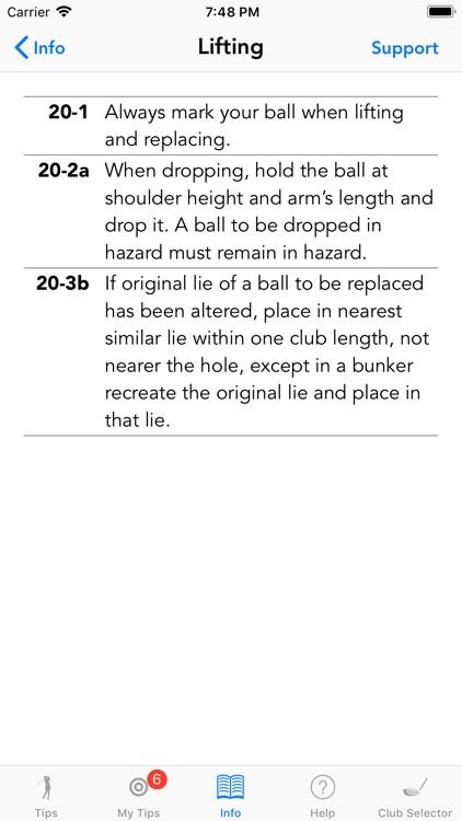 Golfmaster Tips screenshot-6