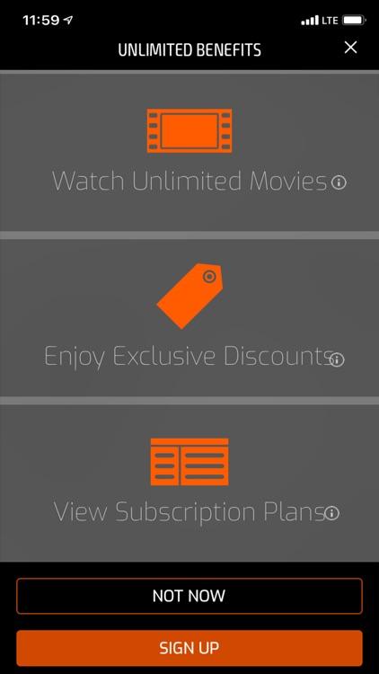 Regal: Movie Tickets & Times screenshot-8