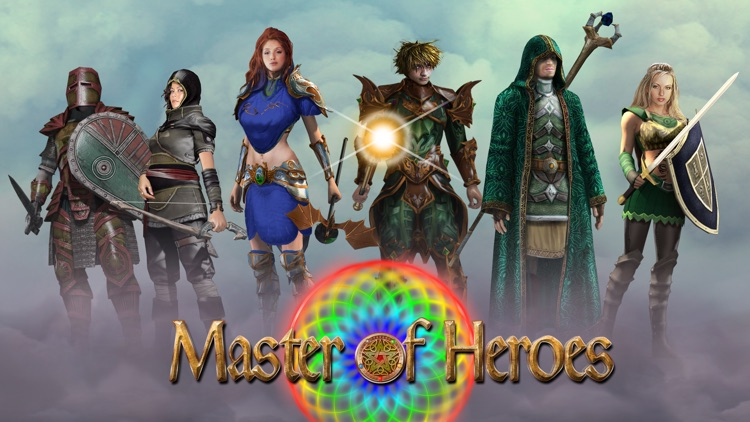 Master of Heroes: The League screenshot-4