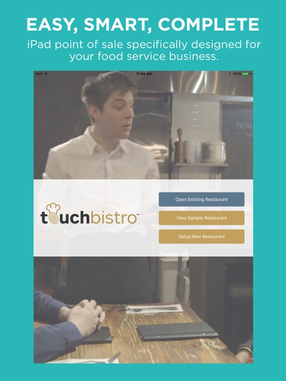TouchBistro Point of Sale screenshot-0