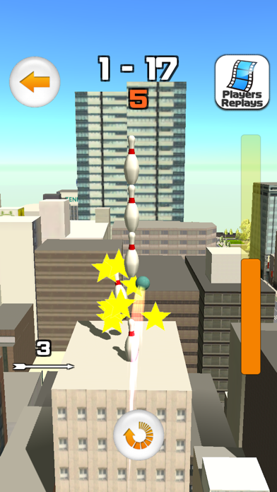 Big City Bowling screenshot one