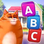 Kitty Scramble: Piles de Mots pour pc