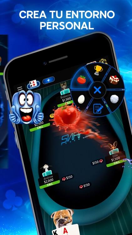 888 poker - juega poker online screenshot-3