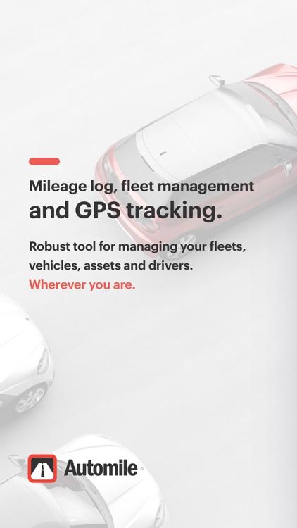 Automile - Fleet Management