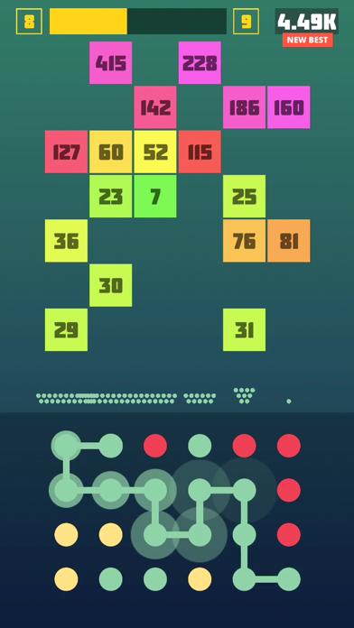 Angry Dots! screenshot 1