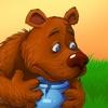 Три медведя. Игра. Обучение.