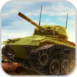 Crazy Tank: Traffic Speed