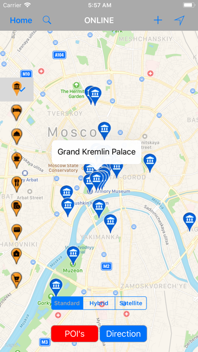 Moscow (Russia) – City Travel