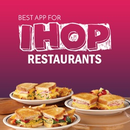 Best app for IHOP Restaurants