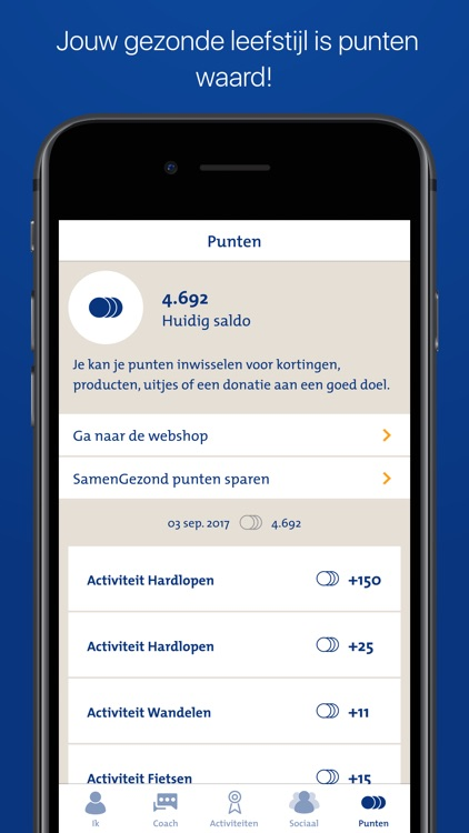 Menzis SamenGezond screenshot-4