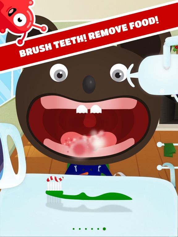 Tiny Dentist Christmas Screenshots