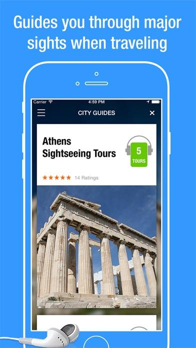 Athens. screenshot two