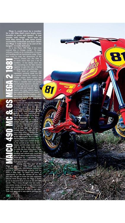 VMX Magazine – Vintage Motocross & Dirt Bike Quarterly screenshot-3