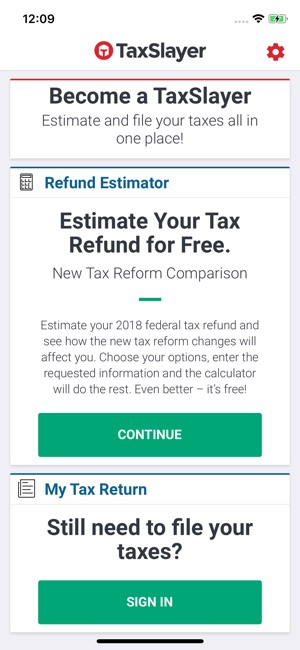 TaxSlayer - File Your Taxes on the App Store
