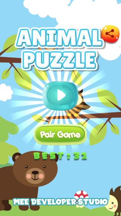 Dinosaur pet Flashcard Puzzle - App - appstore