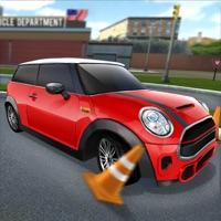 Car Parking Test Simulator 3D