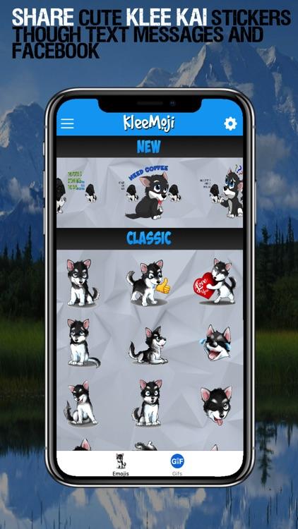 KleeMoji - Keyboard Emoji Pack