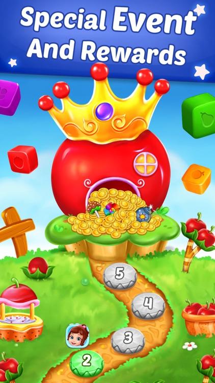 Fruit Cube Blast screenshot-3