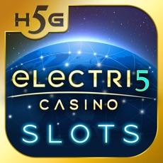 Activities of Electri5 Casino Slots!